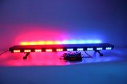 Alerta de la señal de emergencia LED luces de emergencia Luz estroboscópica de seguridad Slim en la azotea Barra de remolque vehículo