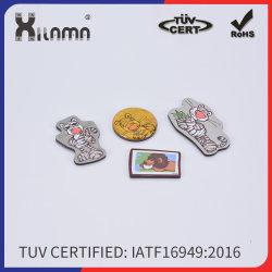 Karikatur-Drucken-Gummikühlraum-Magnet-kundenspezifischer weicher magnetischer Aufkleber