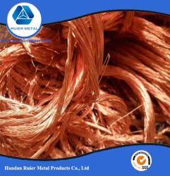 Fio de cobre sucata 99.99% com boa qualidade na China Fabricação sucata barata, Fio de Cobre Sucata Preço Disponível