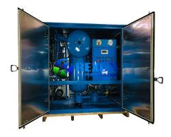 Rexon 높은 진공 탈수함 변압기 기름 여과 기계