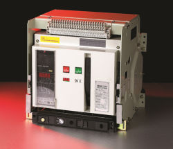 4p 3200A 65ka halen de Stroomonderbreker van de Lucht Acb met de OnderReizen van het Voltage te voorschijn