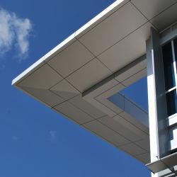 ألومنيوم قرص عسل [سندويش بنل] لأنّ يبني ويزيّن سقف أو ظلة