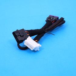 Comercio al por mayor de Automoción personalizado mazo de cables de puente de OBD