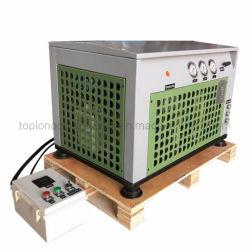 ضاغط التزويد بالوقود CNC المنزلي بمعدل 250 بار بمعدل 5م3 3000-3600psi بقدرة 190 Cfh 3 قدرة حصانية