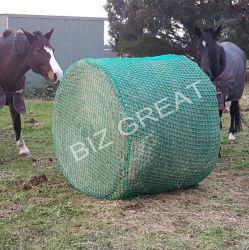 PP Polyster/のナイロン干し草の網の干し草のネットの遅い供給のネットか網