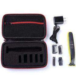 Personalizada de Fábrica portátil à prova de protecção Zipper EVA Razor caso