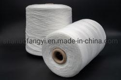 100% من ألياف البوليستر البوستر Yarn 12s/2-80s/2-Staple Polyester