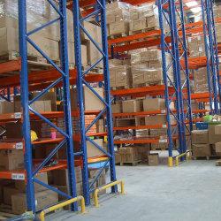 Mensola selettiva d'acciaio resistente del pallet per le soluzioni industriali di memoria del magazzino