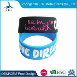 Personal Design Kids Crossfit Bracelet Bracelet tissé filles adultes RFID personnalisé de silicium noir Bracelet en caoutchouc de silicone Watch Bracelet USB (23)