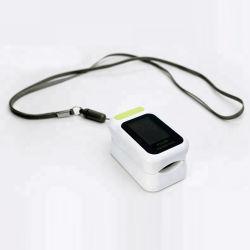 最も安いデジタルLED表示指のパルスの酸化濃度計の携帯用指先のパルスの酸化濃度計