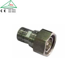 High Power Koaxial wasserdichte Dummy Lasten Transmitter Termination 2W DC-3GHz Mit 7/16-poliger DIN-Stecker