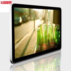 """43 """"; 32 """" 접촉 스크린을%s 가진 1080P 테이블 Dsplay LCD 광고 선수 대화식 LCD 벽을 광고하는 55 인치 벽 마운트"""
