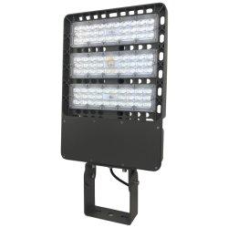 150lm/W 100W-300W réglable LED étanche Parking rue lumière boîtes à chaussures pour le parc extérieur Jardin Lot Route principale de l'autoroute de l'éclairage avec cellule photoélectrique PLC