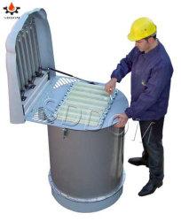 Ce&ISOのセメント・サイロの粉の大箱の産業サイクロンのパルスの空気ジェット機の集じん器