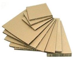 Laminação de papelão favo automática da linha de produção