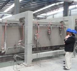 Macchina per la produzione di blocchi leggeri Kaiqian e calcestruzzo cellulare autoclavato Macchina per il taglio a blocchi AAC
