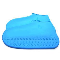 Commerce de gros de la pluie le manchon d'amorçage de protecteurs de chaussures pour hommes de l'exécution de couvre-chaussures