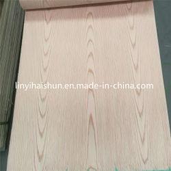 Recon изготовлены из шпона дуба красного цвета шпона в мебели оформление