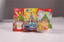 Индивидуальное Рождество орнаментом из пластика под руководством Linghts мультфильм подарки