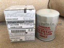 De volledige AutoRotatie van de Stroom op de Filter van de Olie van de Motor van het Smeermiddel 15208-31u0b 15208-31u00 voor Nissan