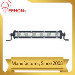 Barre d'éclairage à LED puissant Slim 18W barre lumineuse à LED