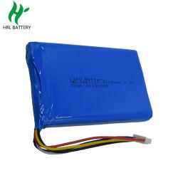 Batteria del polimero del rifornimento 7.4V 5000mAh Li del fornitore per le unità dell'alimento dell'acquario
