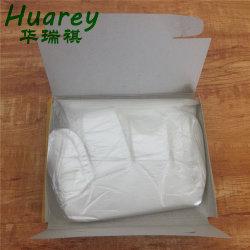 HDPE LDPE безопасности медицинских PE пластмассовые крышки вещевого ящика стороны перчатки с внутренней коробки