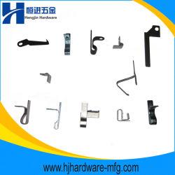 Diferentes hardware OEM Teléfono celular móvil de montaje en soporte de metal piezas de estampación
