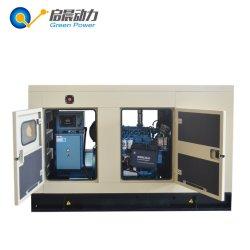 Gerador de biogás silenciosa Janelas Insonorizadas gerador de gás natural com motor Deutz