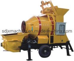 De volledige Hydraulische Pomp van de Concrete Mixer van de Dieselmotor voor Woningbouw, Hoge Efficiency