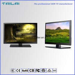 """FHD 21,5"""" petit MOQ Livraison rapide téléviseur LED multi-langue OSD"""