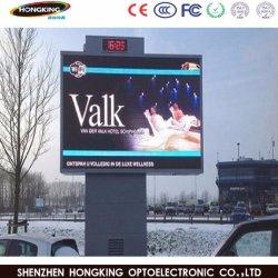 SMD3535 Nationstar P8 lámpara flexible al aire libre el panel de pared de vídeo HD