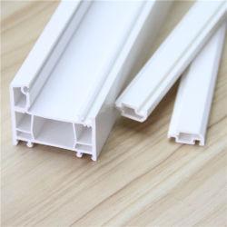 Profil de PVC de haute qualité à battants de la série 60 pour Windows