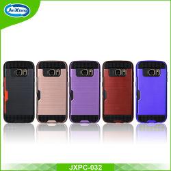 Heiß-Verkauf Produkt-Großverkauf-Handy-Fall-Einbauschlitz-Shockproof Rüstungs-Kasten für Samsung-Galaxie J5 2016