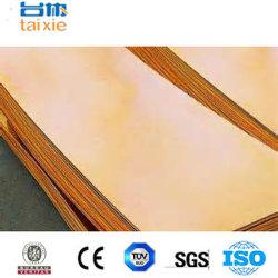 Corte livre melhor maquinabilidade C86700 para Produtos de fundição de cobre da Placa