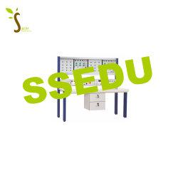 La formation professionnelle de l'équipement matériel pédagogique de formation électronique numérique Workbench
