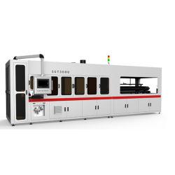 Máquina de fabricación de paneles solares Panel Solar de los proveedores de la máquina Stringer
