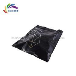 Kundenspezifisches biodegradierbares Plastikkleid-verpackenbeutel