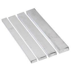 Anodisierter flacher Stab-Aktien-Größen-Aluminiumpreis des Quadrat-6061 für Verkauf
