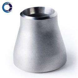 ANSI B16.9 Tubo de acero Inoxidable acero al carbono Buttweld Montaje de accesorios de tubería de gas natural
