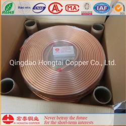 Soft tempérer la réfrigération Tube en cuivre de la bobine de crêpes à la norme ASTM B280