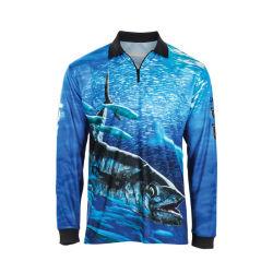 2019 صيد الأسماك غير منكس جيرسي مخصص الصيد ملابس بالجملة مباراة هودي صيد الأسماك فوق البنفسجية لا يوجد muq