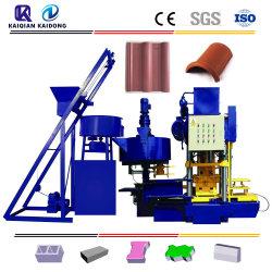 Kq8-128 Teja de cemento automática máquina de formación que en Africa