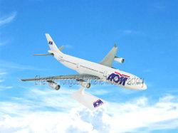 A340-200 Рассинхронизация AOM Airlines пластиковые модели плоскости частном самолете модели