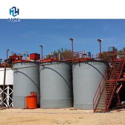 Equipos de minería de oro de lixiviación con cianuro para la extracción del depósito de agitación