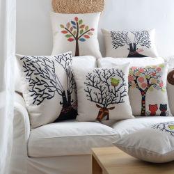 Yrf Personalizzato Nuovo Design In Lino Piazza Pillow Copertina Letto Pillow