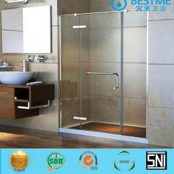 아크릴 쟁반 (BL-B0096-P)에 위생 상품 공급 새로운 디자인 샤워 유리제 위생