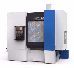 보편적인 CNC 선반 샤프트 스핀들을%s 고속 맷돌로 가는 기어 호브로 절단 기계