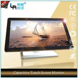 Le premier de la qualité Lasvd 21,5 pouces moniteur à écran tactile capacitif KTV Karaoke Player