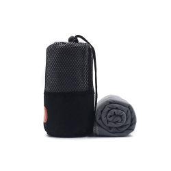 Ultra kompaktes Microfiber Gewebe-Slogan-Golf-Tuch für Schwimmen